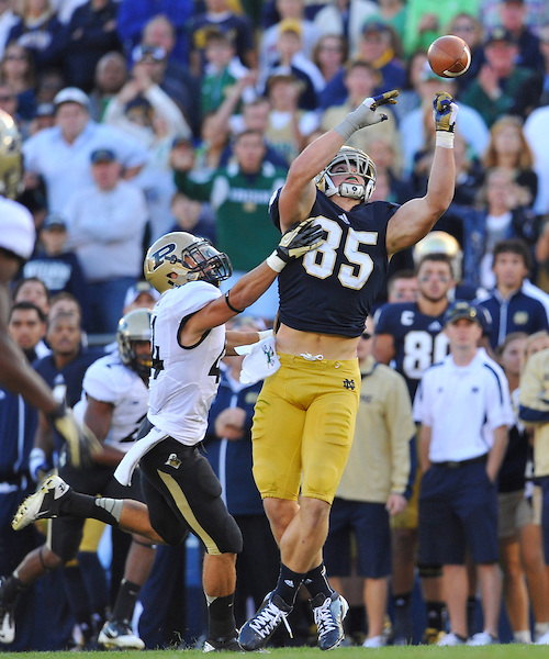 NCAA Football: Purdue at Notre Dame