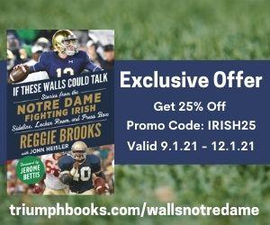 Reggie Brooks ND Book