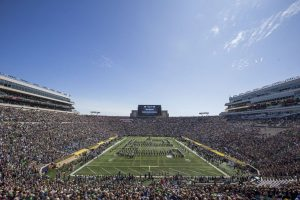 nd stadium with screen